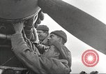 Image of 99th Pursuit Squadron Tuskegee Airmen Orsogna Italy, 1943, second 26 stock footage video 65675062605