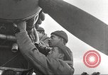 Image of 99th Pursuit Squadron Tuskegee Airmen Orsogna Italy, 1943, second 27 stock footage video 65675062605