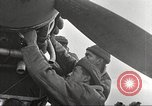Image of 99th Pursuit Squadron Tuskegee Airmen Orsogna Italy, 1943, second 28 stock footage video 65675062605