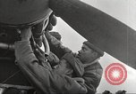 Image of 99th Pursuit Squadron Tuskegee Airmen Orsogna Italy, 1943, second 30 stock footage video 65675062605