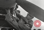 Image of 99th Pursuit Squadron Tuskegee Airmen Orsogna Italy, 1943, second 31 stock footage video 65675062605