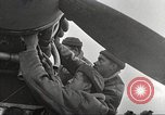 Image of 99th Pursuit Squadron Tuskegee Airmen Orsogna Italy, 1943, second 32 stock footage video 65675062605