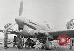 Image of 99th Pursuit Squadron Tuskegee Airmen Orsogna Italy, 1943, second 37 stock footage video 65675062605