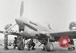 Image of 99th Pursuit Squadron Tuskegee Airmen Orsogna Italy, 1943, second 38 stock footage video 65675062605