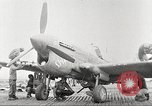 Image of 99th Pursuit Squadron Tuskegee Airmen Orsogna Italy, 1943, second 39 stock footage video 65675062605