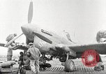 Image of 99th Pursuit Squadron Tuskegee Airmen Orsogna Italy, 1943, second 41 stock footage video 65675062605