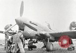 Image of 99th Pursuit Squadron Tuskegee Airmen Orsogna Italy, 1943, second 43 stock footage video 65675062605