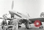 Image of 99th Pursuit Squadron Tuskegee Airmen Orsogna Italy, 1943, second 44 stock footage video 65675062605