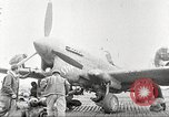 Image of 99th Pursuit Squadron Tuskegee Airmen Orsogna Italy, 1943, second 45 stock footage video 65675062605