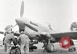 Image of 99th Pursuit Squadron Tuskegee Airmen Orsogna Italy, 1943, second 46 stock footage video 65675062605