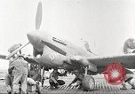 Image of 99th Pursuit Squadron Tuskegee Airmen Orsogna Italy, 1943, second 47 stock footage video 65675062605