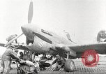 Image of 99th Pursuit Squadron Tuskegee Airmen Orsogna Italy, 1943, second 48 stock footage video 65675062605