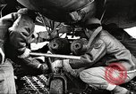 Image of 99th Pursuit Squadron Tuskegee Airmen Orsogna Italy, 1943, second 51 stock footage video 65675062605