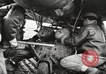 Image of 99th Pursuit Squadron Tuskegee Airmen Orsogna Italy, 1943, second 60 stock footage video 65675062605