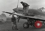 Image of Tuskegee Airmen 99th Pursuit Squadron Orsogna Italy, 1943, second 6 stock footage video 65675062606