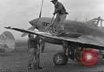 Image of Tuskegee Airmen 99th Pursuit Squadron Orsogna Italy, 1943, second 7 stock footage video 65675062606