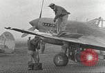 Image of Tuskegee Airmen 99th Pursuit Squadron Orsogna Italy, 1943, second 9 stock footage video 65675062606