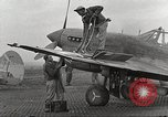 Image of Tuskegee Airmen 99th Pursuit Squadron Orsogna Italy, 1943, second 10 stock footage video 65675062606