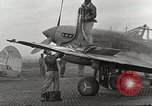 Image of Tuskegee Airmen 99th Pursuit Squadron Orsogna Italy, 1943, second 11 stock footage video 65675062606