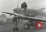 Image of Tuskegee Airmen 99th Pursuit Squadron Orsogna Italy, 1943, second 13 stock footage video 65675062606