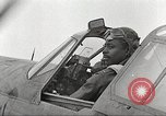 Image of Tuskegee Airmen 99th Pursuit Squadron Orsogna Italy, 1943, second 62 stock footage video 65675062606