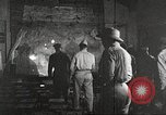 Image of 332nd Fighter Group pilots being briefed before mission Termoli Italy, 1944, second 5 stock footage video 65675062608