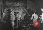 Image of 332nd Fighter Group pilots being briefed before mission Termoli Italy, 1944, second 6 stock footage video 65675062608