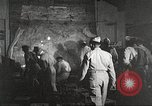 Image of 332nd Fighter Group pilots being briefed before mission Termoli Italy, 1944, second 11 stock footage video 65675062608
