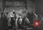 Image of 332nd Fighter Group pilots being briefed before mission Termoli Italy, 1944, second 18 stock footage video 65675062608