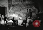 Image of 332nd Fighter Group pilots being briefed before mission Termoli Italy, 1944, second 22 stock footage video 65675062608