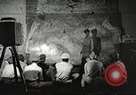 Image of 332nd Fighter Group pilots being briefed before mission Termoli Italy, 1944, second 23 stock footage video 65675062608