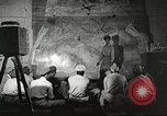 Image of 332nd Fighter Group pilots being briefed before mission Termoli Italy, 1944, second 24 stock footage video 65675062608