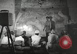 Image of 332nd Fighter Group pilots being briefed before mission Termoli Italy, 1944, second 25 stock footage video 65675062608