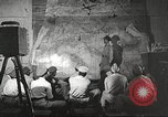 Image of 332nd Fighter Group pilots being briefed before mission Termoli Italy, 1944, second 29 stock footage video 65675062608