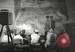 Image of 332nd Fighter Group pilots being briefed before mission Termoli Italy, 1944, second 32 stock footage video 65675062608