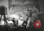Image of 332nd Fighter Group pilots being briefed before mission Termoli Italy, 1944, second 33 stock footage video 65675062608