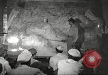 Image of 332nd Fighter Group pilots being briefed before mission Termoli Italy, 1944, second 43 stock footage video 65675062608
