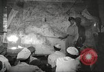 Image of 332nd Fighter Group pilots being briefed before mission Termoli Italy, 1944, second 44 stock footage video 65675062608