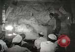 Image of 332nd Fighter Group pilots being briefed before mission Termoli Italy, 1944, second 46 stock footage video 65675062608