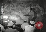 Image of 332nd Fighter Group pilots being briefed before mission Termoli Italy, 1944, second 47 stock footage video 65675062608