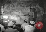 Image of 332nd Fighter Group pilots being briefed before mission Termoli Italy, 1944, second 48 stock footage video 65675062608