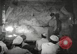 Image of 332nd Fighter Group pilots being briefed before mission Termoli Italy, 1944, second 50 stock footage video 65675062608