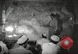 Image of 332nd Fighter Group pilots being briefed before mission Termoli Italy, 1944, second 52 stock footage video 65675062608