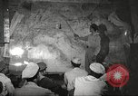 Image of 332nd Fighter Group pilots being briefed before mission Termoli Italy, 1944, second 53 stock footage video 65675062608