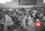 Image of 332nd Fighter Group pilots being briefed before mission Termoli Italy, 1944, second 55 stock footage video 65675062608