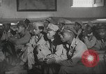 Image of 332nd Fighter Group pilots being briefed before mission Termoli Italy, 1944, second 62 stock footage video 65675062608