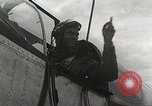 Image of 332nd Fighter Group P-51s take off on a mission Termoli Italy, 1944, second 31 stock footage video 65675062609