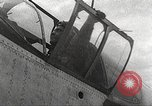 Image of 332nd Fighter Group P-51s take off on a mission Termoli Italy, 1944, second 35 stock footage video 65675062609