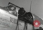 Image of 332nd Fighter Group P-51s take off on a mission Termoli Italy, 1944, second 55 stock footage video 65675062609