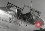 Image of 332nd Fighter Group P-51s take off on a mission Termoli Italy, 1944, second 60 stock footage video 65675062609